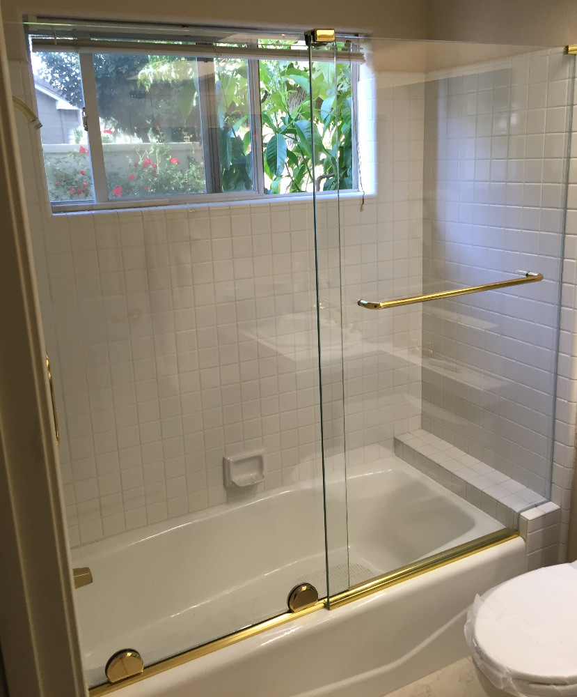 EZ Slider Shower Gallery | South Coast Glass