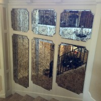 Custom Fitted Antique Mirrors