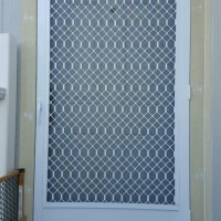 Protecto Series Swinging Screen Door