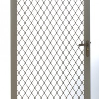 Sentry Security Screen Door