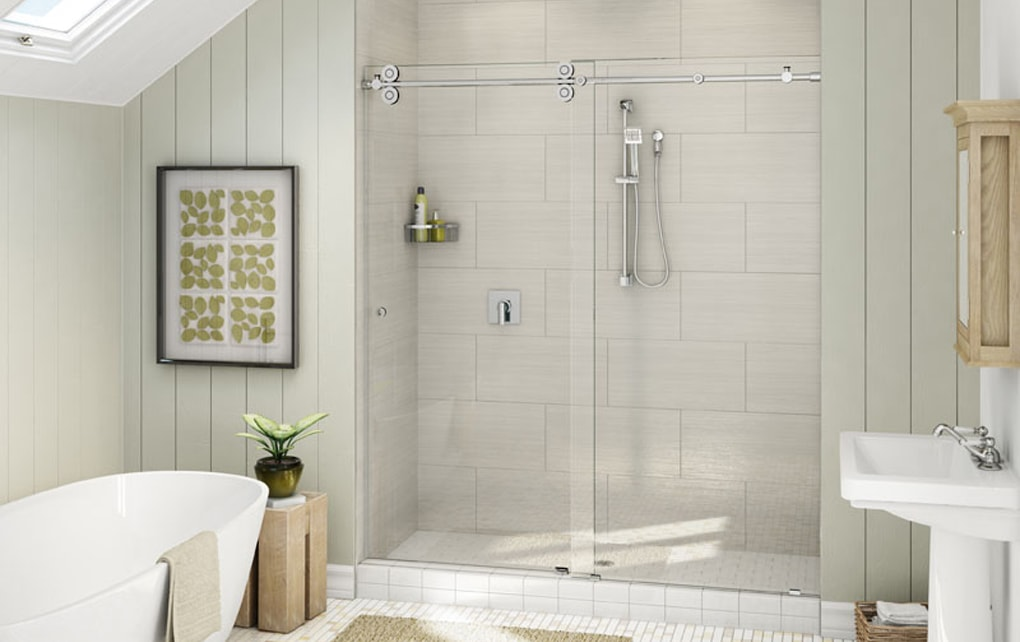 Sliding Glass Shower Doors Mission Viejo Laguna Niguel San